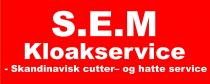 Velkommen til S.E.M Kloakservice!